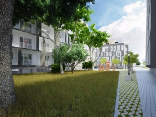 complex rezidential city residence